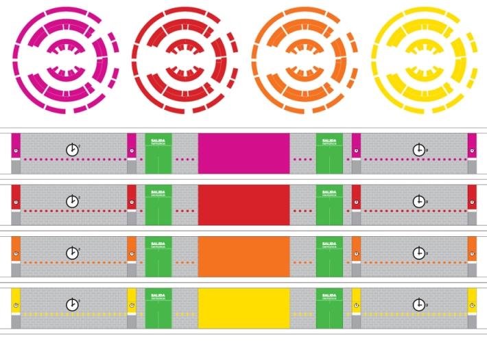 arenas parking planos