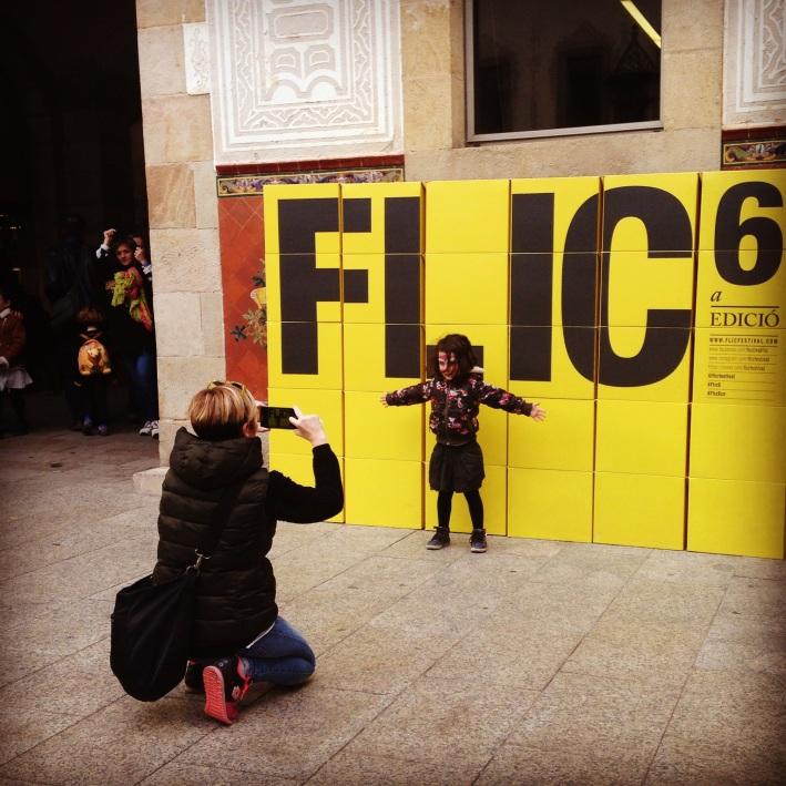 FLIC, senyalització, signage