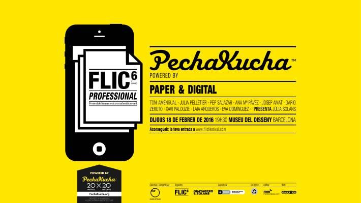 Pechakucha Flic